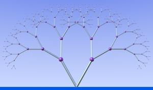 NetworkTestFractal